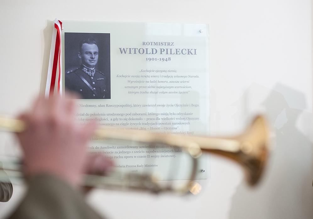 73 lata temu dokładnie 15 marca 1948 r. rotmistrz Witold Pilecki został skazany przez komunistyczny Rejonowy Sąd Wojskowy w Warszawie na karę śmierci. Wyrok wykonano 25 maja 1948 r.