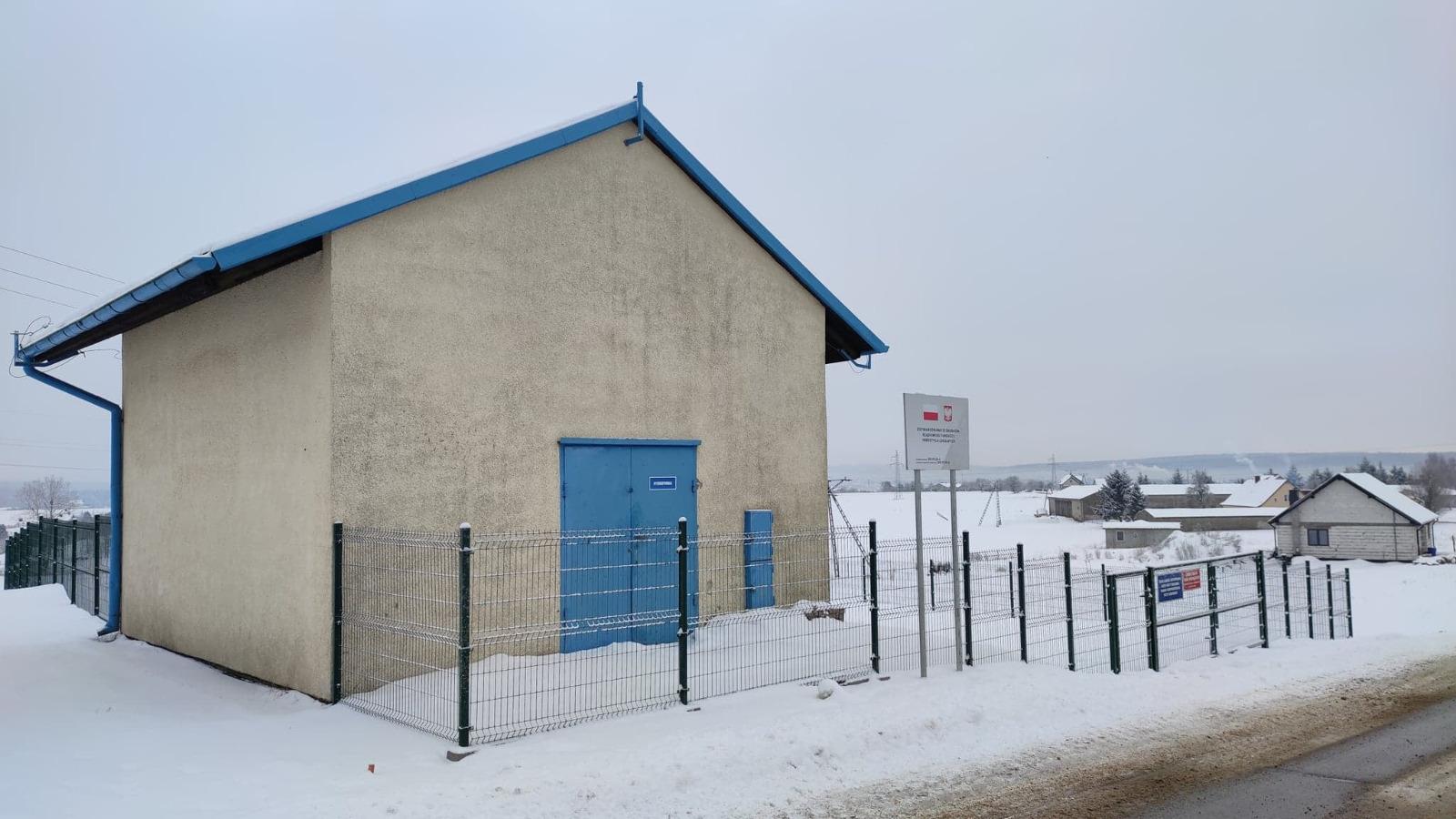 Nowa studnia głębinowa w Czarnówku!