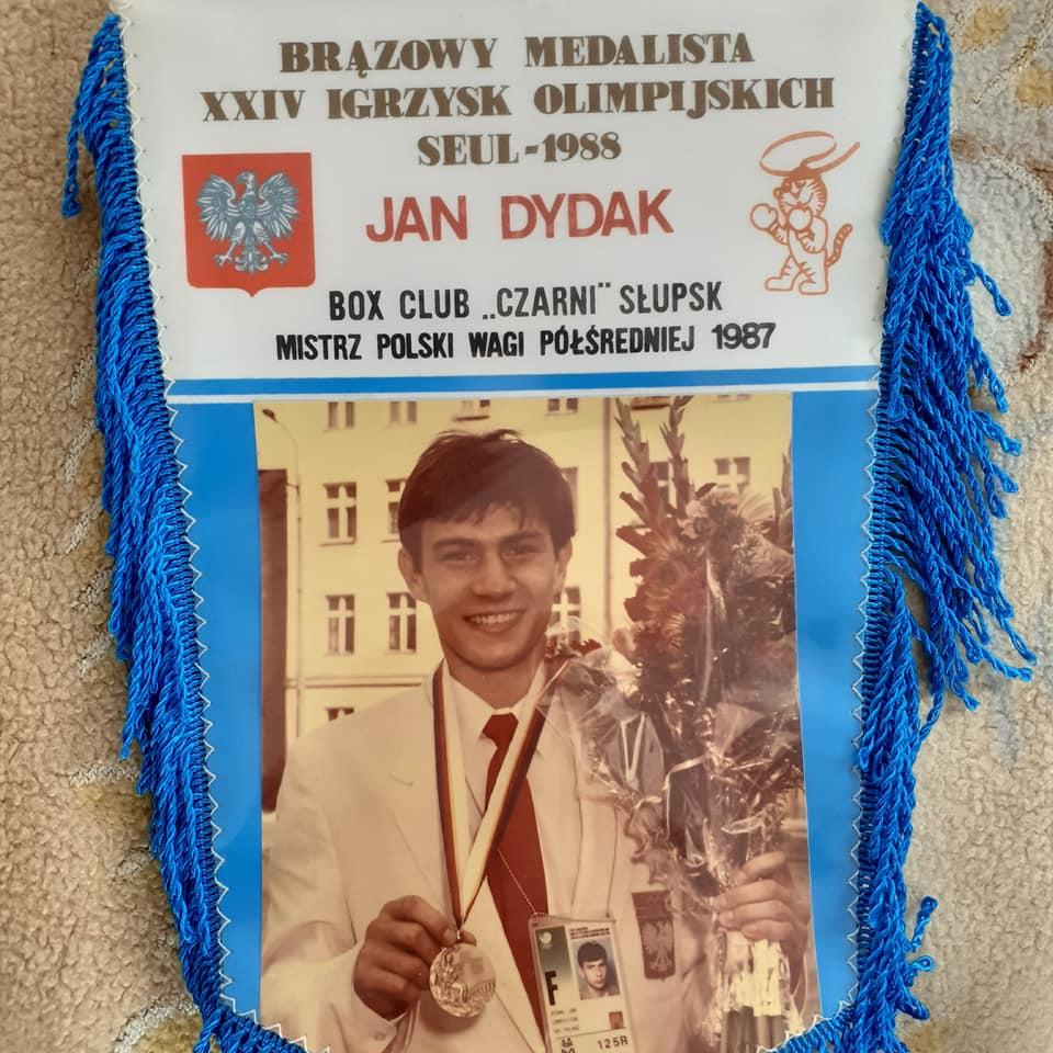 2 lata temu odszedł wielki sportowiec, światowej klasy pięściarz, medalista olimpijski, słupszczanin – Jan Dydak