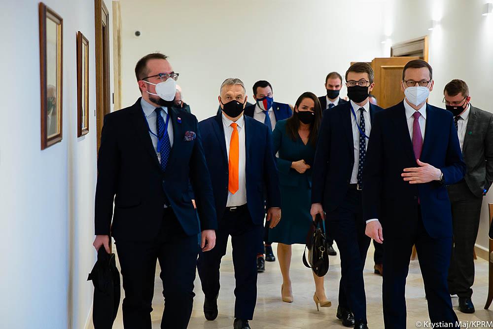 Wizyta premiera Mateusza Morawieckiego na Węgrzech!