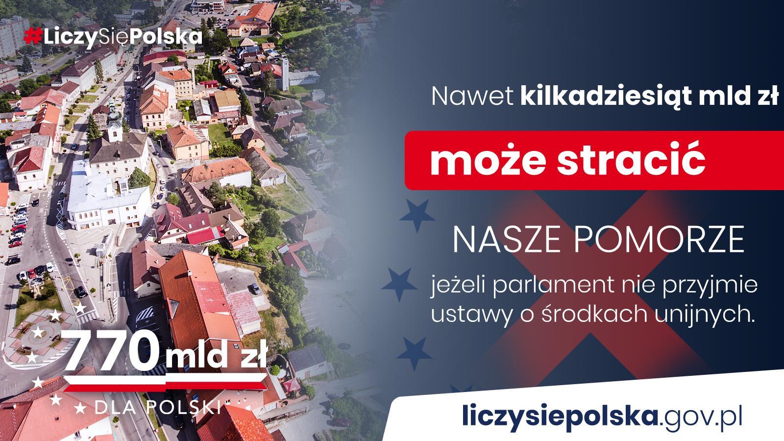 Czy Polskę stać nas na to, aby stracić 770 miliardów złotych!?