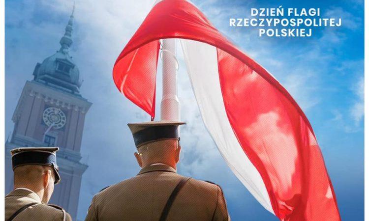 2 maja 2004 r. ustanowiono Dzień Flagi RP
