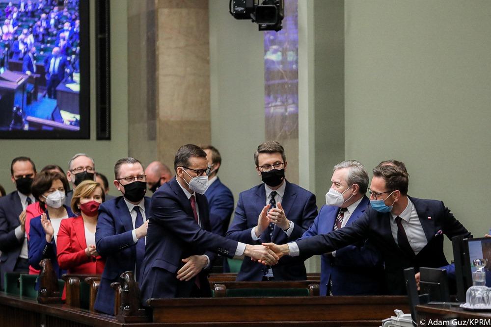 770 mld zł – to największe w historii Unii Europejskiej środki dla naszego kraju, wywalczone dzięki negocjacjom polskiego rządu w 2020 r.