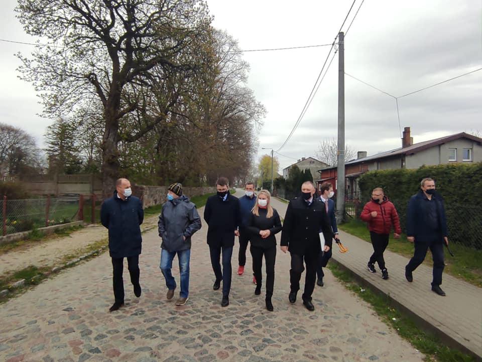 Wizyty w gminach i spotkania z samorządowcami