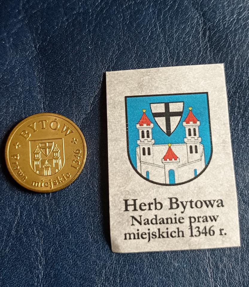 12 lipca 1346 roku z nadania Wielkiego Mistrza Zakonu Krzyżackiego Bytów otrzymał prawa miejskie.